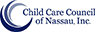 Child Care Council of Nassau Logo