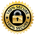 Secure SSL Site Badge